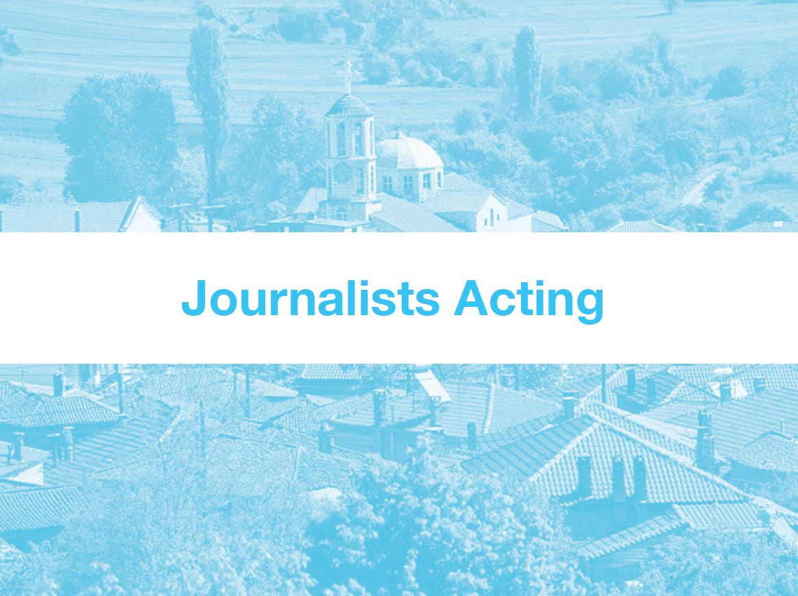 journalists-acting